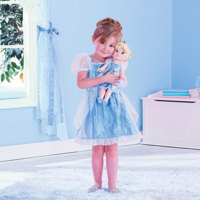 Disney Princess Cinderella Doll Toddler Dress Target