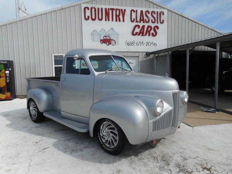 1947 Studebaker Pickup For Sale Staunton Il Oldcaronline Com