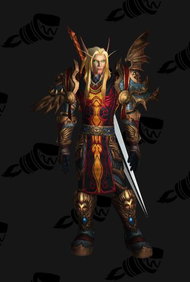 Sunreaver Justicar World Of Warcraft Paladin World Of Warcraft Game World Of Warcraft