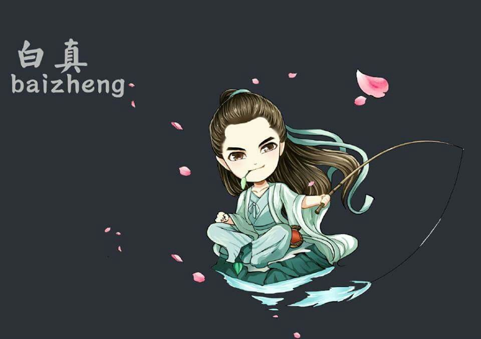 Ghim của DiemHang trên 3S3T | Chibi, Peach blossoms và ...