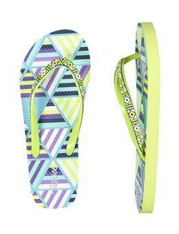 Geometric Flip Flops