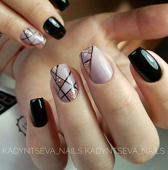 Nail Art #3468: magnetic designs for fascinating ladies. Take the one you love now!