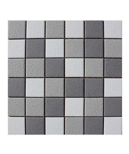 Atlanta Cloud 48x48mm Anti Slip Mosaic