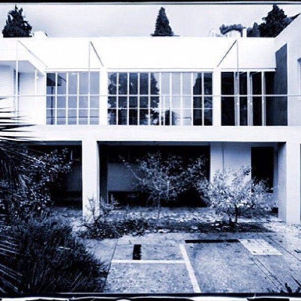 E1027 #villa #architecture #Eileen Gray #modernism in 2020 ...