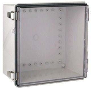 Boxco Bc Atp 253515 Enclosure 250x350x150 Clear Cover Hinged Lid Enclosure Enclosures
