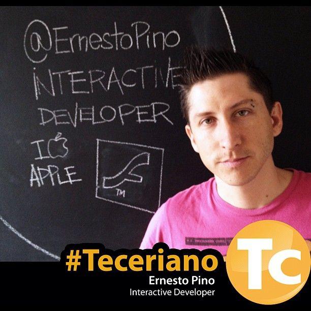 #Teceriano Ernesto Pino