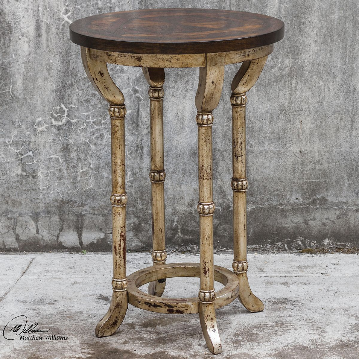 Uttermost Malo Ebony Accent Table 25658 Accent Table Table