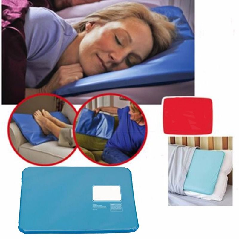Hot Summer Sleeping Cooling Pillow Ice Pad Ice Pillow Cool