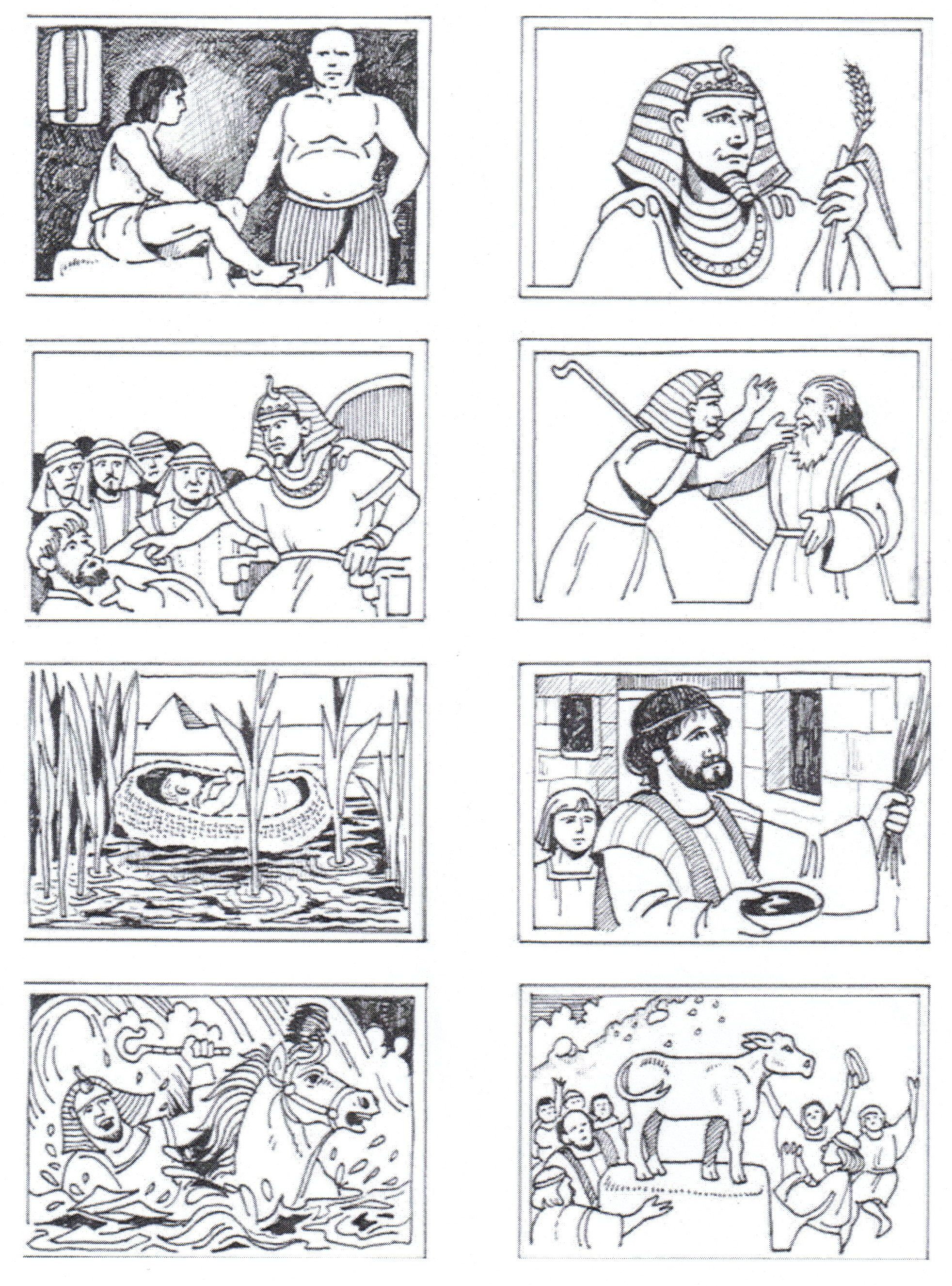 Pin de Heather McCary en Bible OT: Cain & Able   Pinterest   Moises ...