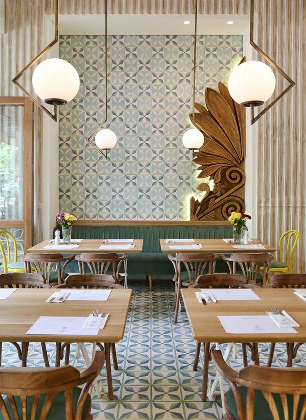 Французское бистро в Греции restaurants restaurant