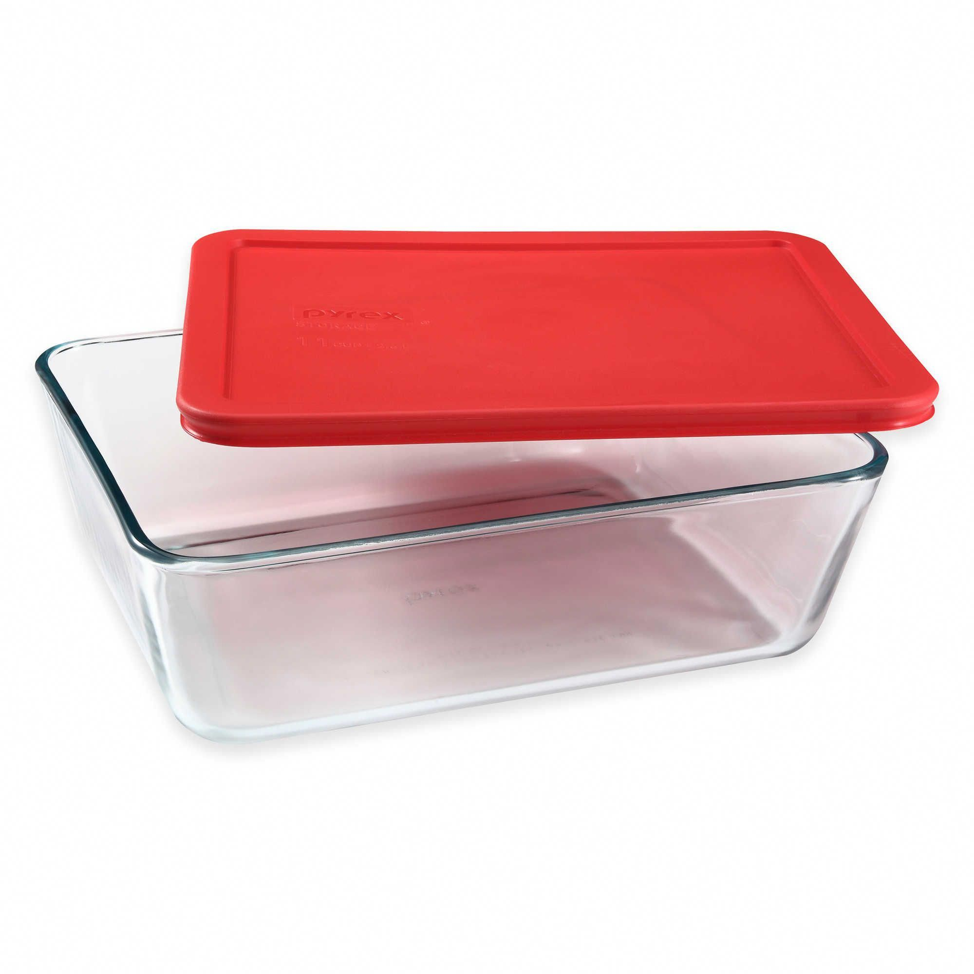 Pyrex storage plus glass container collection casserolebakeware