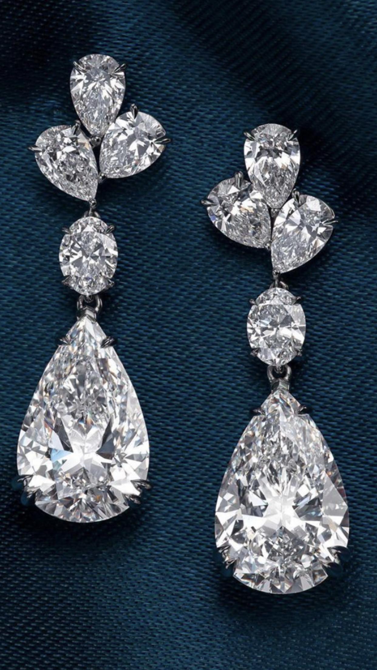 Magnificent Diamond Earrings Diamond Bracelet Design Diamond Earrings Studs Beautiful Jewelry
