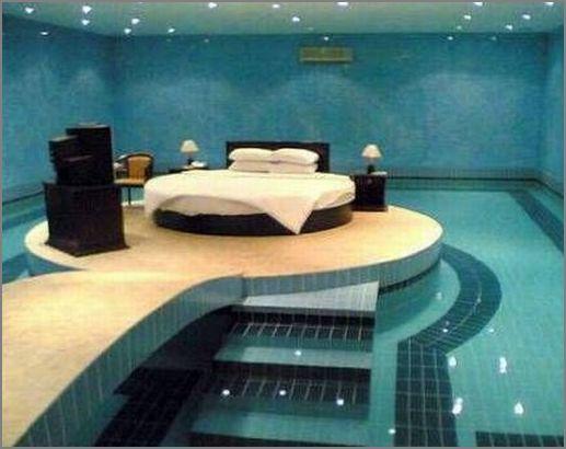 cool bedroom idea | Living The Dream | Pinterest | Bedrooms, Spaces ...