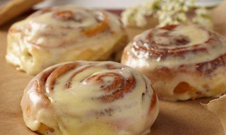 Rollos de canela  POSTRES  Pinterest  Cinnamon rolls