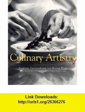 Culinary artistry andrew dornenburg asin b004g1y8ca culinary artistry andrew dornenburg asin b004g1y8ca tutorials pdf ebook fandeluxe Images