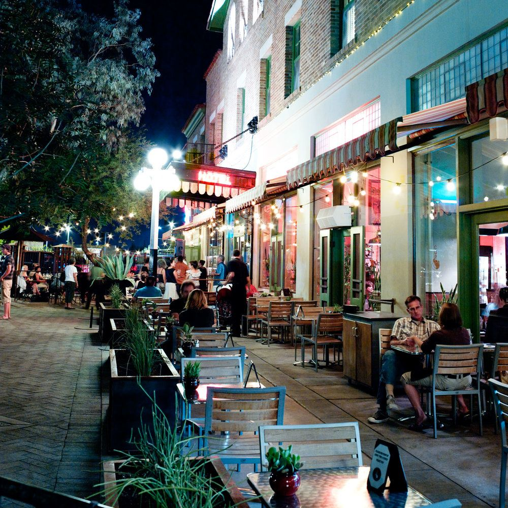 Tucson Day Trip Downtowns East End Tucson Restaurants And