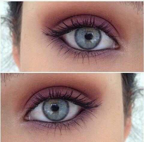 Photo of Simple matte eyeshadow #makeupgoals Simple matte eyeshadow