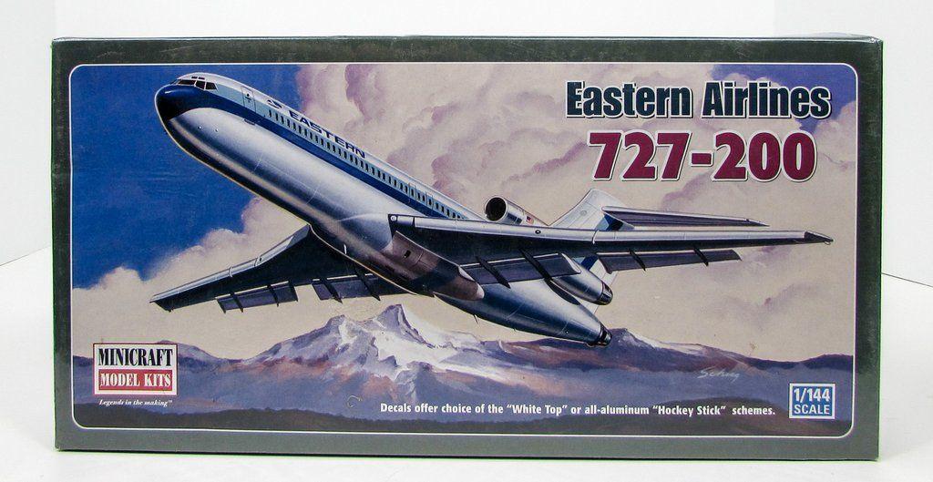 1:144 Scale DC-10 Nose Correction