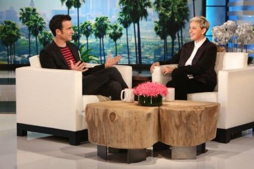 Justin Theroux Discusses Wife Jennifer Aniston on Ellen | Gossip & Gab