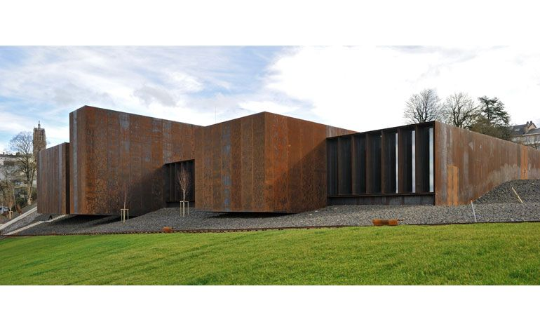 Dark Arts A New Museum Dedicated To Pierre Soulages Echoes The