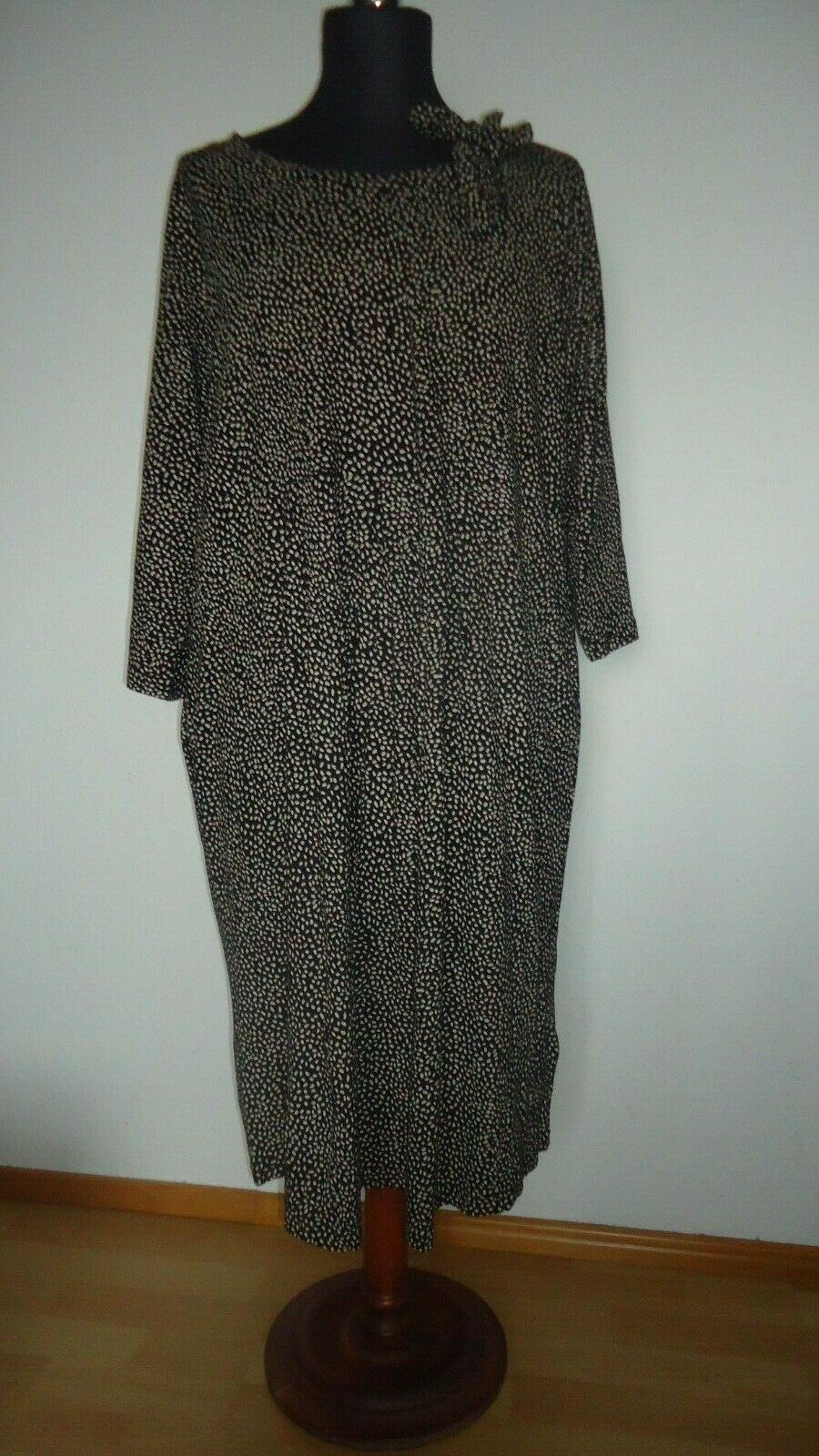 Janet  Joyce Wunderschöne Jersey-Kleid dreiviertelarm casual