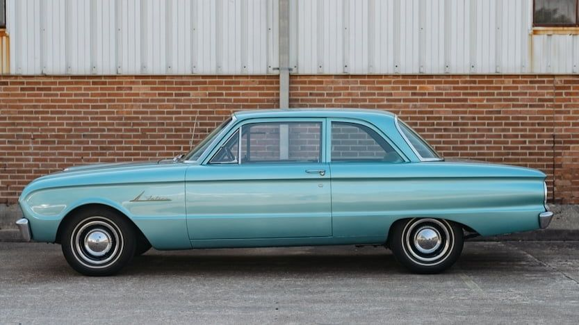 1962 Ford Falcon | S272 | Houston 2019 | Mecum Auctions
