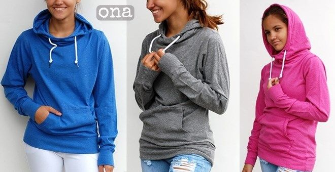 42768a48 Textured Funnel Neck Hoodie | My Style | Funnel neck, Hooded jacket ...