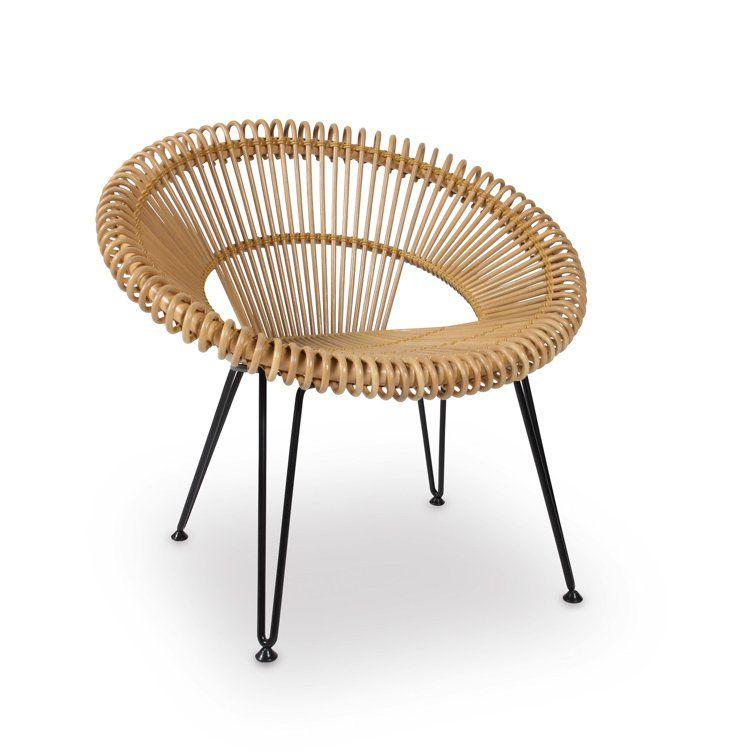 Fauteuil Cruz Lazy Chair \u2013 Vincent Sheppard - Marie Claire Maison