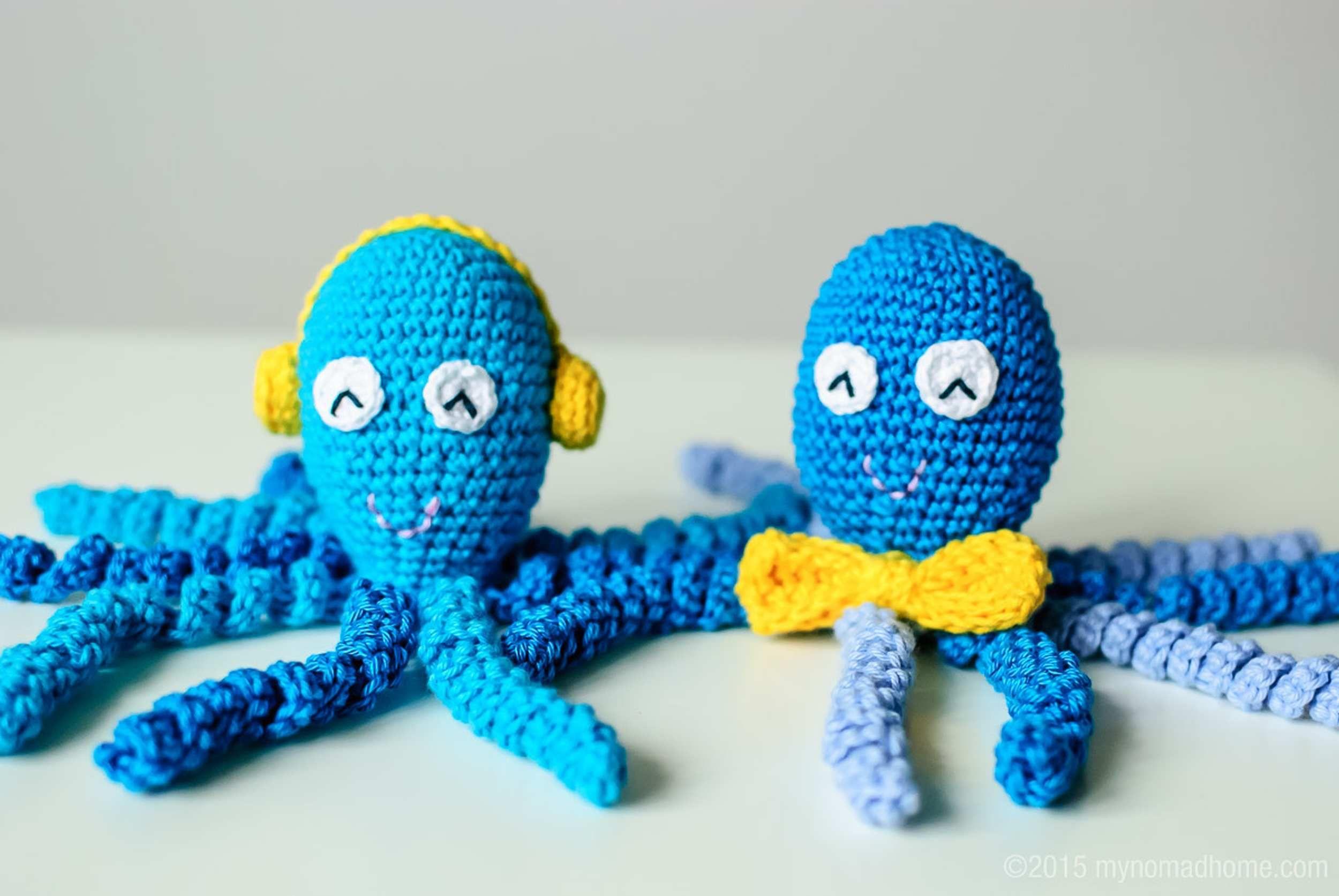 octopus for a preemie | Crochet | Pinterest | Preemies, Crochet and ...