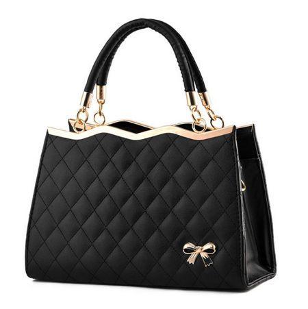 Woman Handbags Korea Bow Leather Messenger Bags Luxury Handbags Women Bags  Designer Bags Handbags Shell Bag Famous Brands HP300Z d9df8b042f7dd
