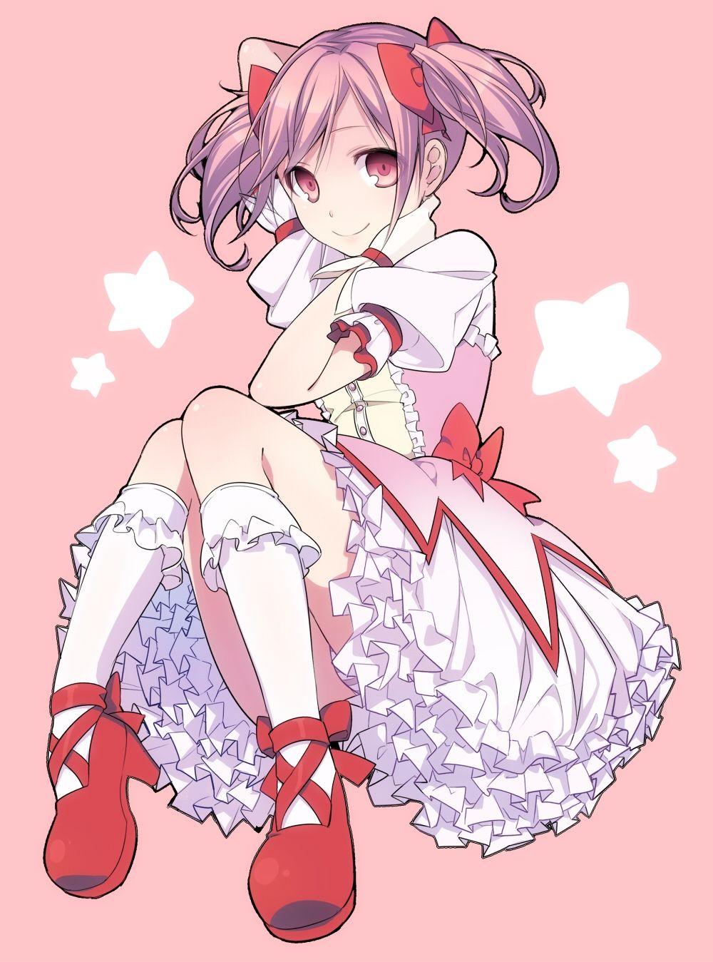 Pin by でめっち ``☂ on Anime ``☂ Madoka magica, Anime art