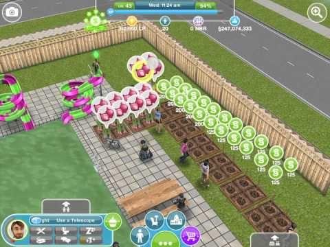 Les Sims Freeplay Comment Avoir De L Argent