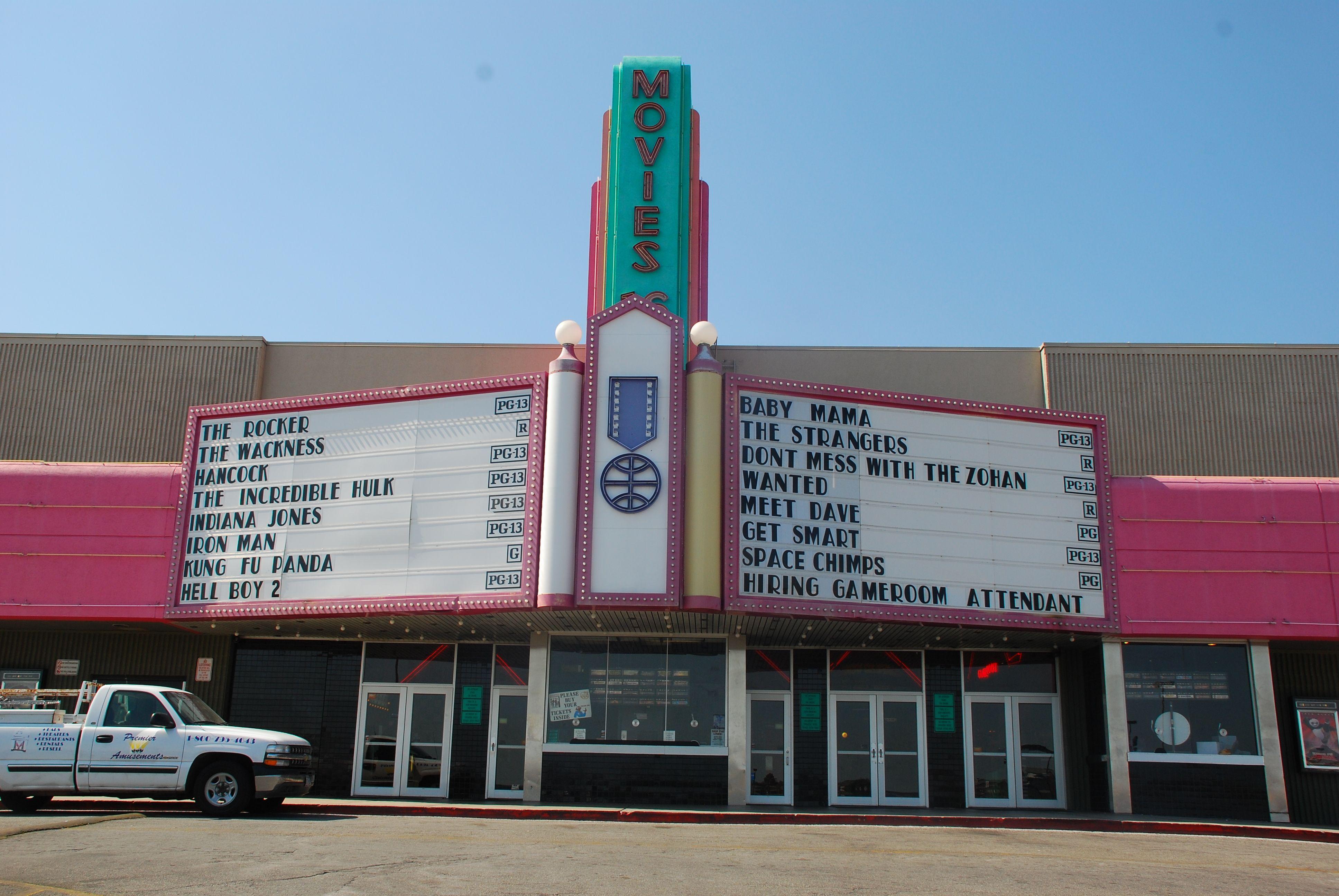 Cinemark Movies 16 Theatres San Antonio Tx Photo By Gerald Lyda