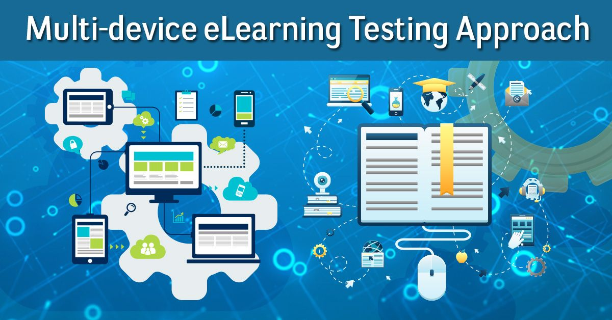 E Learning Application Testing Services Elearning Learning Apps