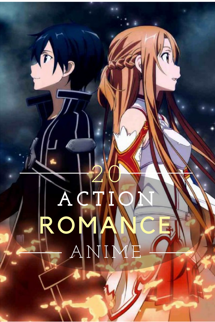 Top 20 Action Romance Anime Top action romance anime