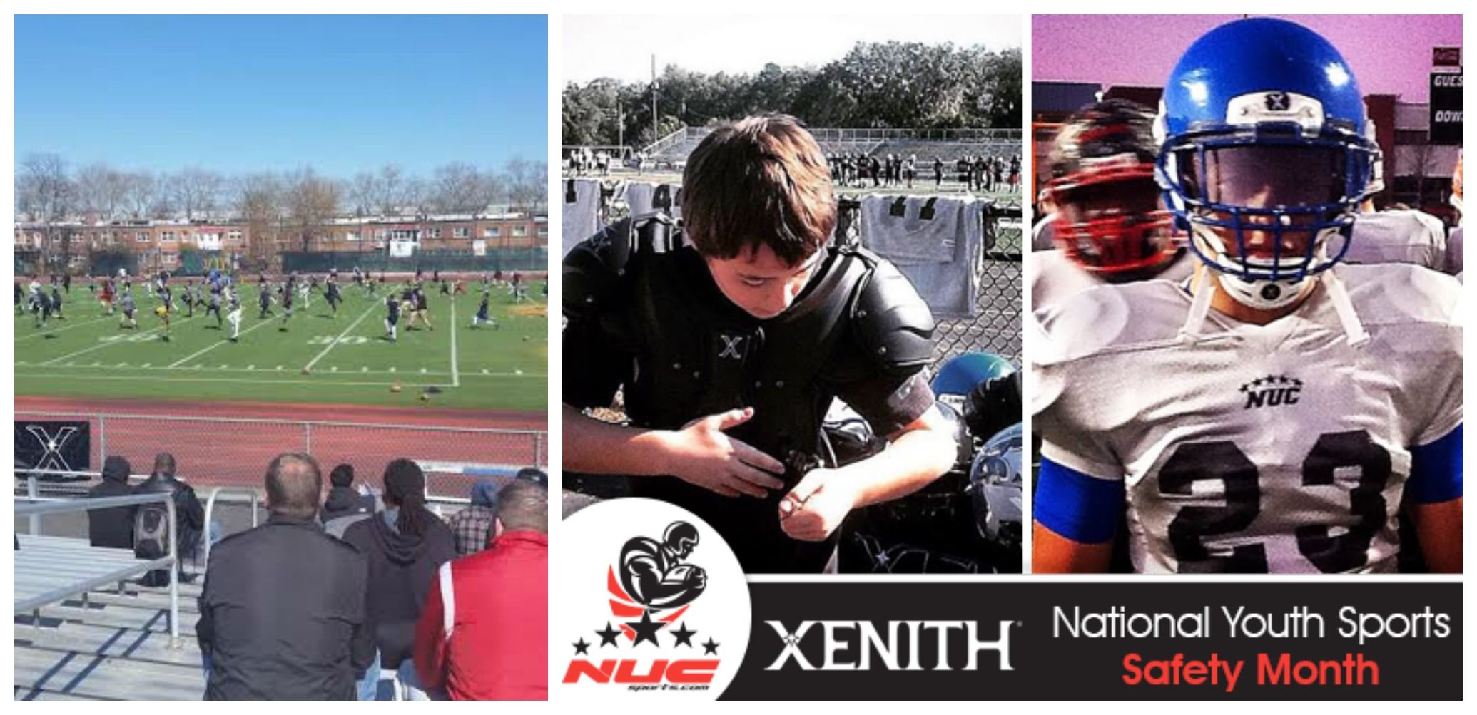 NUC and Xenith partner to support National Youth Safety