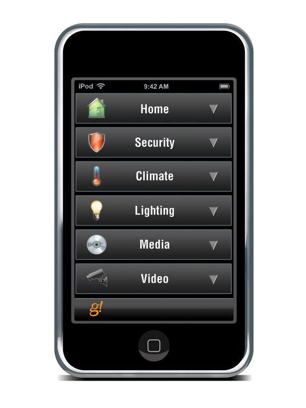 11 Smart Apps For Your Home >> Http://www.hgtvremodels.com