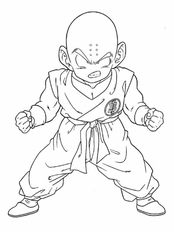Dragon Ball Z Imagenes para Colorear | Dragon ball, Dragons and Goku