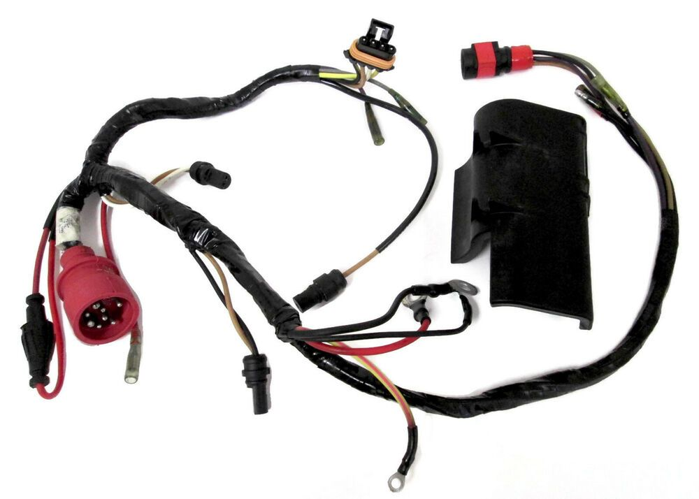 Omc Wiring Harness Colors