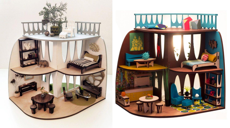 The ARC Dollhouse An Original Designer 1:16 By 3StarStudioArts