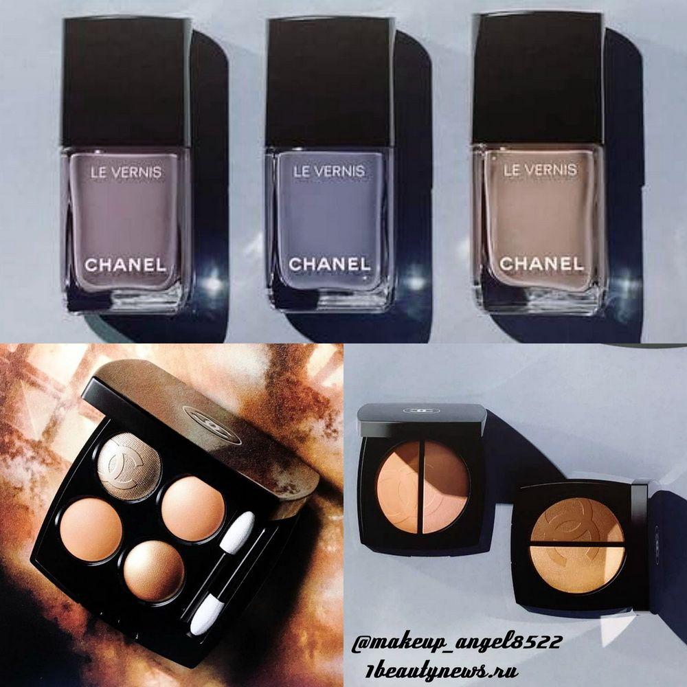 8475168c Chanel Cruise Lumiere et Contraste Summer 2019 Summer Makeup ...