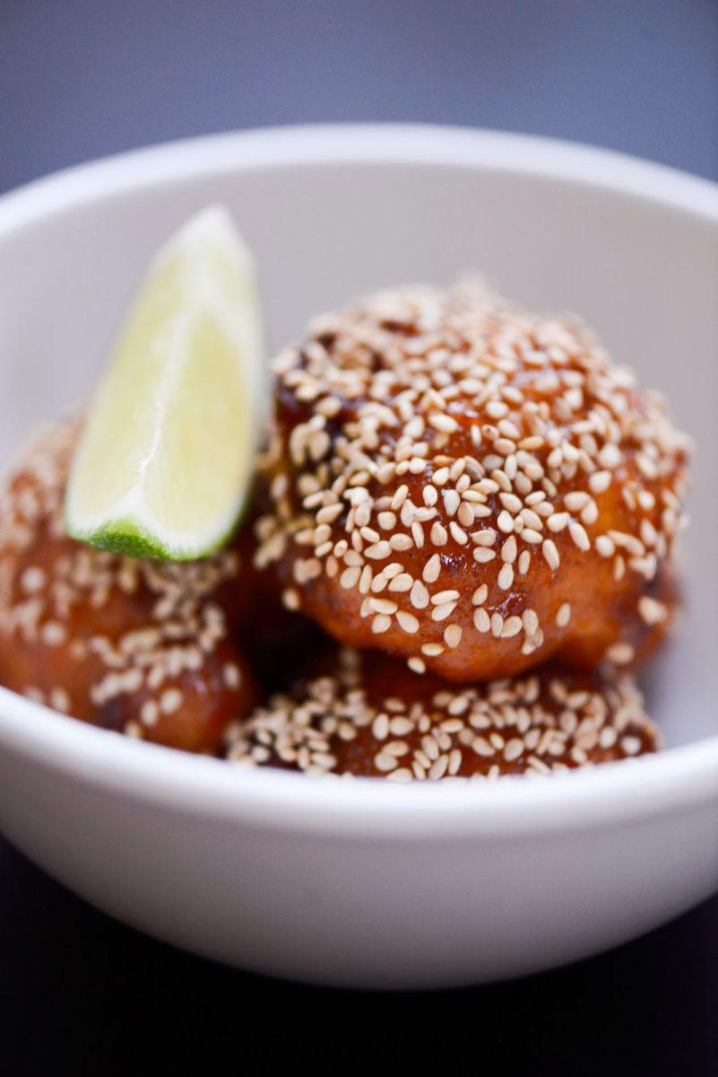 Healthy Easy Vegetarian Vegan Kfc Oil Free Korean Fried Cauliflower 素食版健康無油韓式 炸雞 Fried Cauliflower Recipes Food