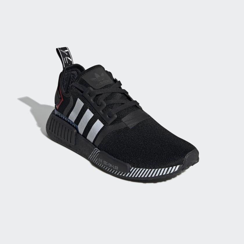 NMD_R1 Shoes Core Black / Cloud White