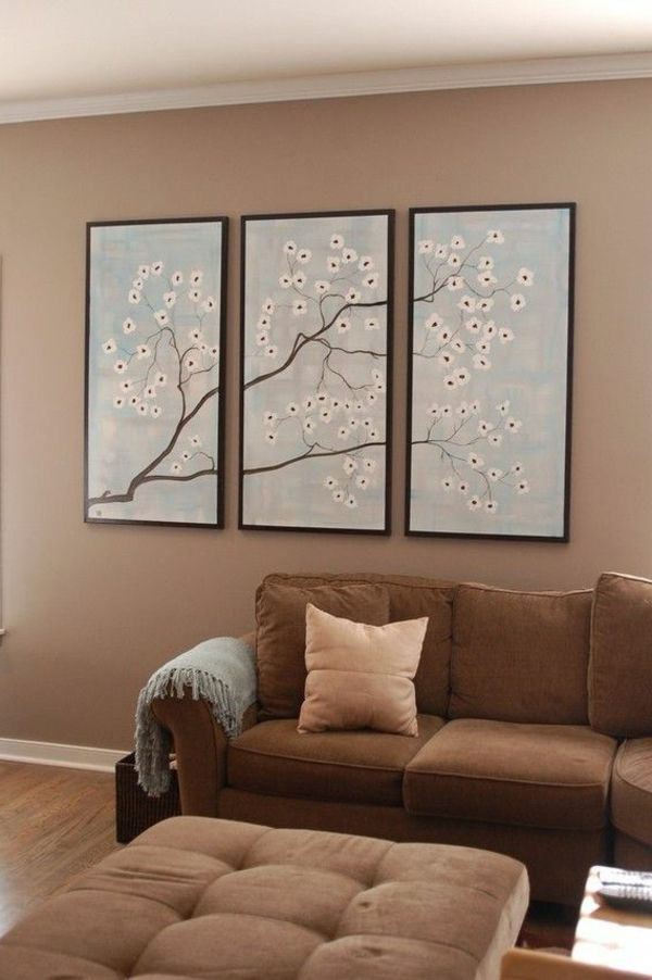 Wandfarben Brauntöne   Setzen Sie Auf Eine Universale Farbe