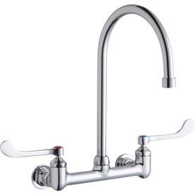 Chrome 2 Handle Utility Faucet