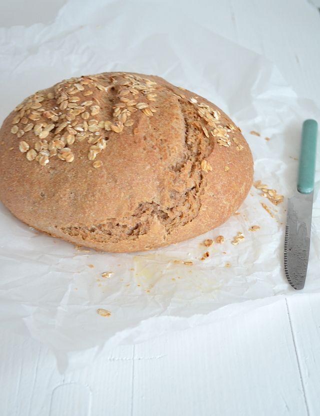 Speltbroodbakken Makkelijk Recept Uit Pauline S Keuken Speltbrood Recept Speltbrood Gevuld Brood