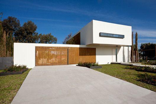 Pedro House,© Curro Palacios Taberner