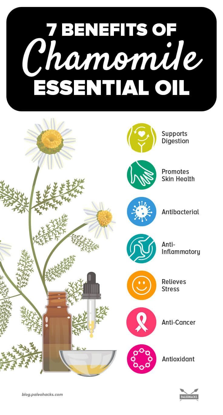 7 Amazing Benefits Of Chamomile Essential Oil And How To Use It Chamomile Essential Oil Health Essential Oils
