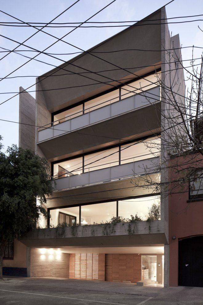Antonio Solá Apartments - Photo: Onnis Luque