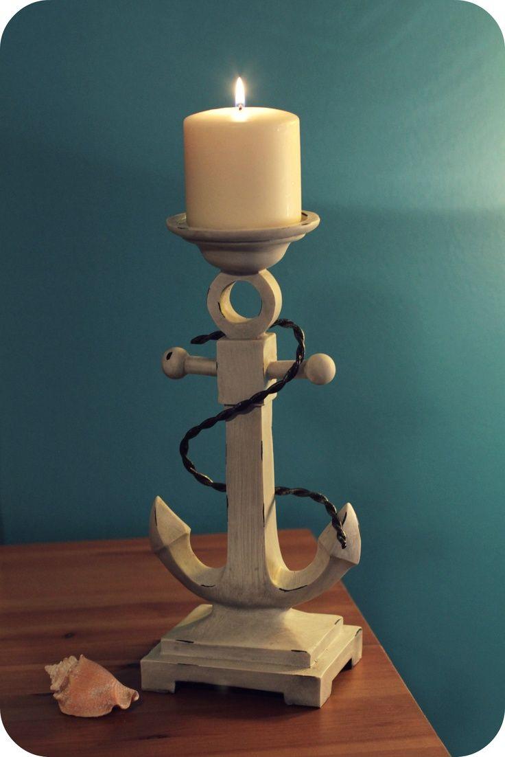 anchors at hobby lobby | anchor candle -Hobby Lobby for ... on Sconces Wall Decor Hobby Lobby id=29331
